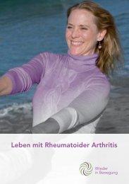 Patientenbroschüre Rheumatoide Arthritis - Roche in Deutschland