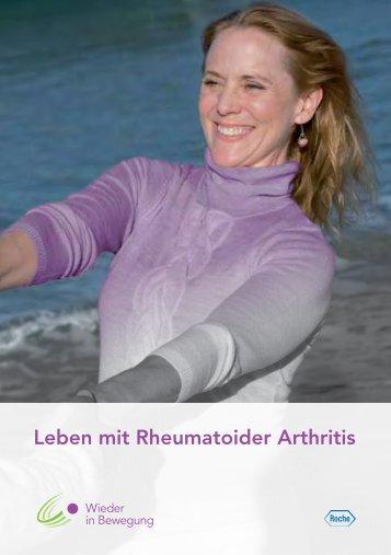 Leben mit Rheumatoider Arthritis