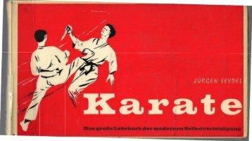 Karate - Cosmopolitan University 2