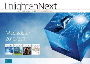 Media Kit (in PDF Format) - EnlightenNext