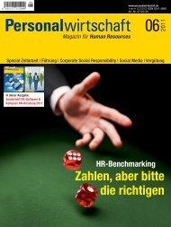 EDITORIAL - Personalwirtschaft
