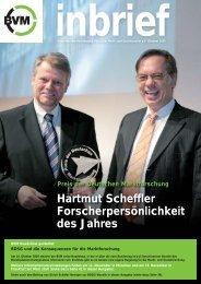 Preis der Deutschen Marktforschung 2010 - Berufsverband ...