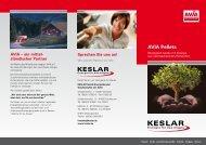 AVIA Pellets - KESLAR GmbH Mineralölhandel