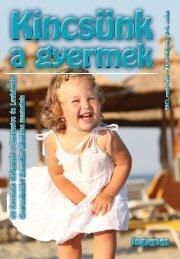 pdf letölthető - Kincsünk a gyermek