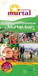 Ausflugsziele URMurtal 2012 UNGARISCH.indd - Download ...
