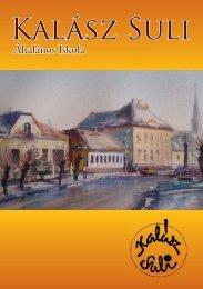 Letölthető a Kalász Suli ismertetője pdf formátumban. - Sulinet