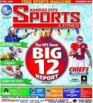 December - Kansas City Sports & Fitness Magazine