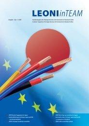 inTEAM - LEONI Business Unit Automotive Cables