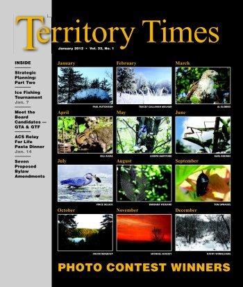 January 2012 - The Galena Territory