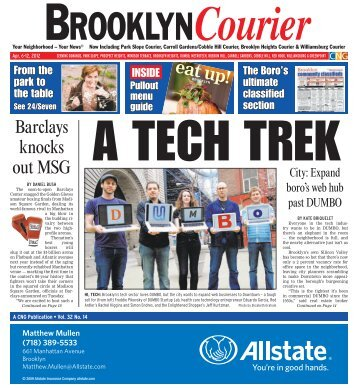 Print edition (PDF) - Brooklyn Daily