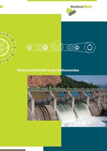 KW Stahlwasserbau 8-Seiter DE.indd - KettenWulf Betriebs GmbH