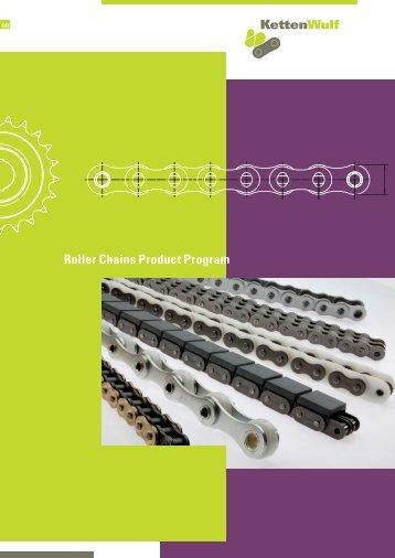 KettenWulf roller chains
