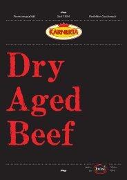 Dry Aged Beef - Karnerta