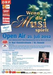 Musi-Flyer 2012 Juli.qxd - Bad Kleinkirchheim