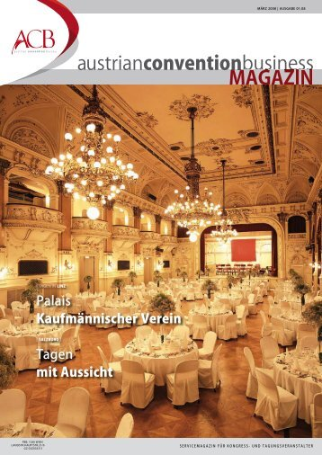 magazin - Austrian Convention Bureau