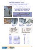 Aufkantungen – Abschalprofile – Köcherschalung - kettlein.de - Seite 4
