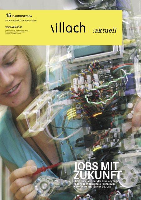 JOBS MIT ZUKUNFT - Villach