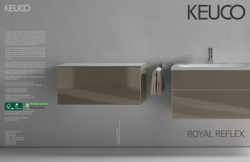 ROYAL RefLex - KEUCO
