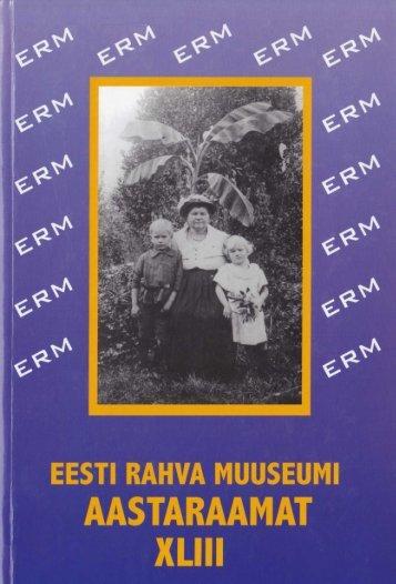 Sünnijärgse ajaga seotud toimingutest Kaukaasia eestlastel