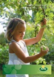 CSR-Bericht 2011 - Arla - Unsere Verantwortung - Arla Foods