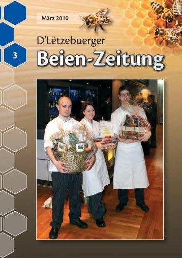 BZ 2010-03.pdf - Luxemburger Landesverband für Bienenzucht
