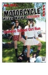 July 2012 - Motorcycle Rider News