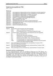 Gebührenordnung 2012-07-01 - TTVN