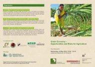 Detailed Programme (PDF) - Biovision