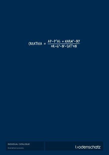 Brochure Creativa (PDF, 548kb) - Bodenschatz AG
