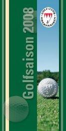Untitled - Golf Club Oberfranken