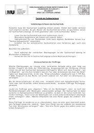 Vorlage Titelblatt DIN A4 mit Siegel - Prof. Dr. Stephan Lorenz