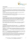 Executive Service Contract - Business Danmark - Page 2