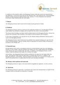 Executive Service Contract - Business Danmark - Page 3