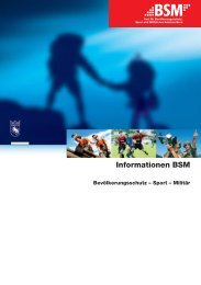 •Informationen BSM - Polizei - Kanton Bern