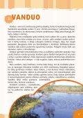 MEs skOLinGi GAMTAi - Aplinkosaugos informacijos centras - Page 6