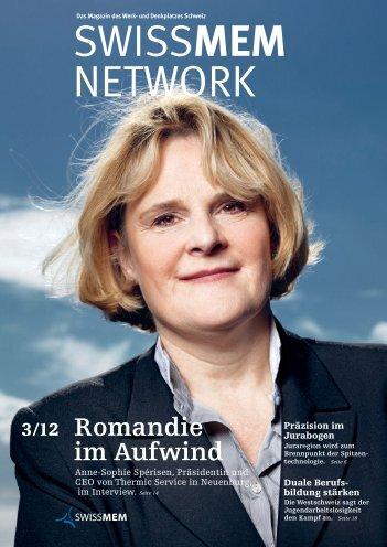 Ausgabe 3 /2012 - Swissmem