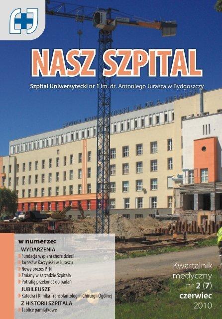 Jurasz Biuletyn 1 Szpital Uniwersytecki Nr 1 Im Dr A Jurasza