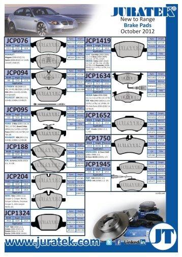 New to Range Pads - Oct 2012_Layout 1 - Juratek