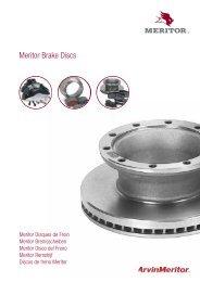 Meritor Brake Discs