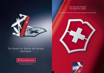 The Essential Tool For Generations - Victorinox