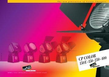 CP Color - Clay Paky