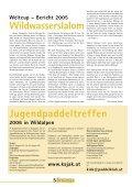österreichischer kanu sport Petra Schlitzer, Viktoria ... - Kanuverband - Seite 5