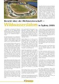 österreichischer kanu sport Petra Schlitzer, Viktoria ... - Kanuverband - Seite 7