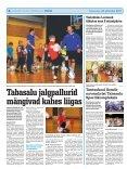 Jalgpallurid võitlevad kahel rindel Ehitamisel oluline ... - Harku vald - Page 4