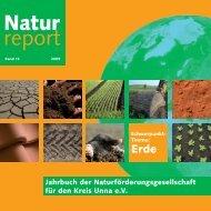 Naturreport 2009 - Kreis Unna