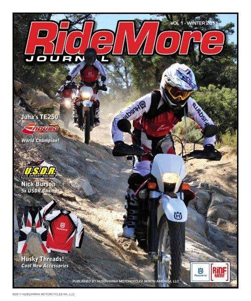 Juha S Te250 Nick Burson Husky Threads Hermys Bmw Motorcycles