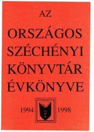 Letöltés egy fájlban [37 MB - PDF] - EPA - Országos Széchényi ...