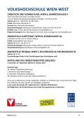 Kursprogramm - Verband Wiener Volksbildung - Seite 4