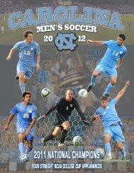 2012 Yearbook - University of North Carolina