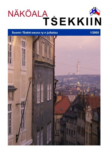 1/2005 - Suomi-Tšekki-seura